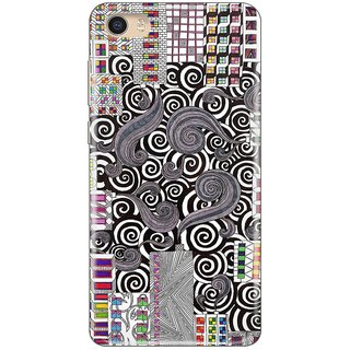 Vivo V5 Plus Printed Cover By CareFone