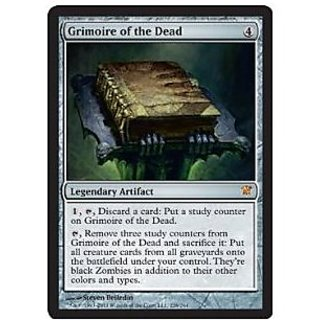 Magic: The Gathering Grimoire Of The Dead Innistrad
