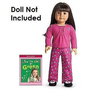 American Girl Winter Pajamas JLY