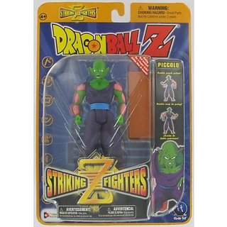 "Dragonball Z - Striking Z 5"" PICCOLO w/DOUBLE PUNCH ACTION FIGURE - IRWIN TOYS"