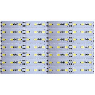 12 Volts DC Rigid Aluminum Slot 5730 SMD 84 LED Strip Light