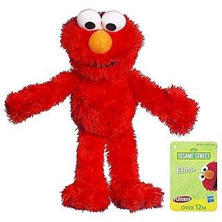 Sesame Street Plush Elmo, 9 Inch