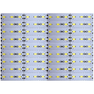 12 Volts DC Rigid Aluminum Slot 5730 SMD 108 LED Strip Light