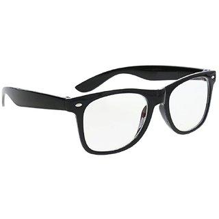 528c0f5d1c6 Buy TheWhoop Black Transparent Spectacle Frame Eyeglasses Online ...