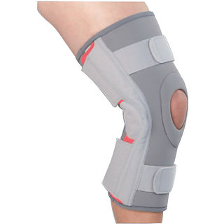 Kudize Functional Knee Stabilizer Deluxe Gray  - Small