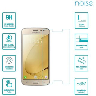 Tempered Glass Screen Protector For Samsung Galaxy J2 - 6