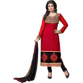 Sinina  Cotton Salwar Kameez Unstitched Dress Material 117Tangy1001