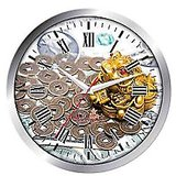IDeals Designer Wall Clock 10  (Diwali Gift Corporate Gift )