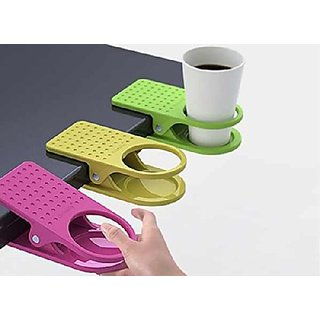 Desk Cup Holder Clip