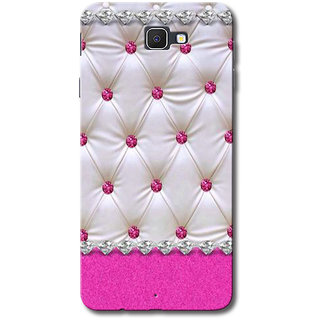 Buy Samsung Galaxy J5 Prime Designer Silicon Back Cover By Cell