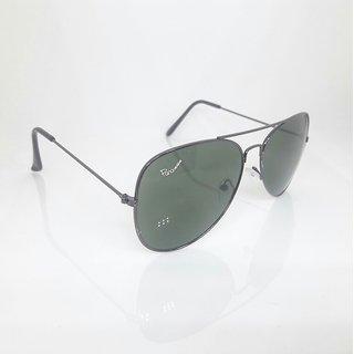 Panazone Green Aviator Sunglasses