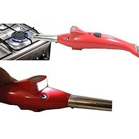 Dolphin Electronic Gas Lighter With Led Torch - 4641218