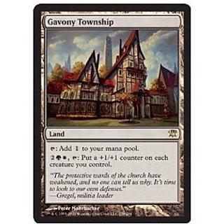 Magic: the Gathering - Gavony Township - Innistrad