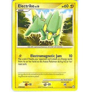 Pokemon - Electrike (81) - Mysterious Treasures