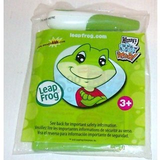 Wendys Kids Meal Leap Frog Puzzle Game