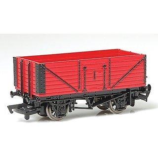 Bachmann 77037 Ho Open Wagon Red A1