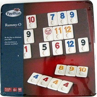 Rummy-O by Pavilion Tin Edition