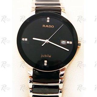 New Rado Jubile  Gold Balck