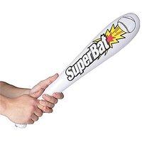 "12 Baseball BAT Inflatables 24"" Before Inflate New"