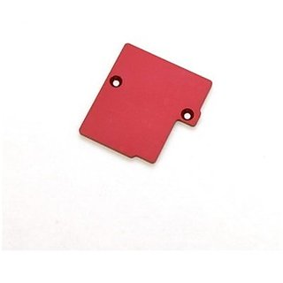 ST Racing Concepts ST6877R Aluminum Electronics Mounting Plate for Slash 4 x 4, Red