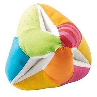 Haba Tricorn-triangle Fabric ball