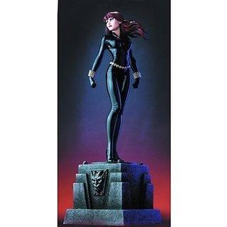 """Black Widow 14.5"""" Statue Randy Bowen"""
