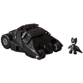 DC Batman with Tumbler Mini Mezitz