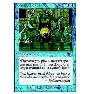 Magic: The Gathering Equilibrium Seventh Edition Foil