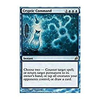 Magic: The Gathering Cryptic Command Lorwyn