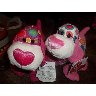 Cute Plush Puppy (1 Colors Vary)
