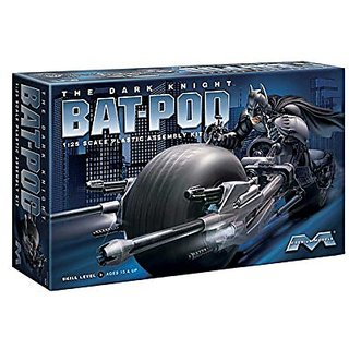 Moebius The Dark Knight: Batpod 1:25 Scale Model Kit