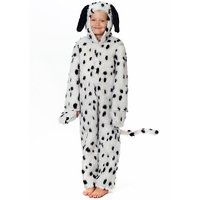 Dalmatian Costume For Kids 8-10 Yrs