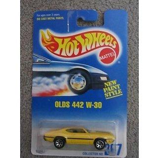 1991 Hotwheels #267 Olds 442 W-30