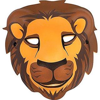 Childs Foam Lion Mask