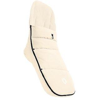 Bugaboo Stroller Footmuff, Off White