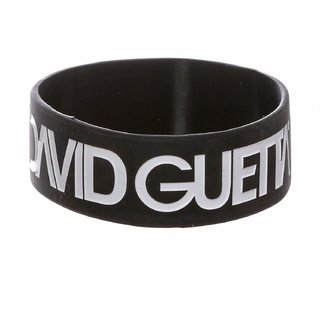 DJ David Guetta Premium Wristbands 30MM Silicon Bracelet