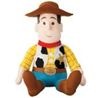Kohls Toy Story 3 Woody Plush Toy