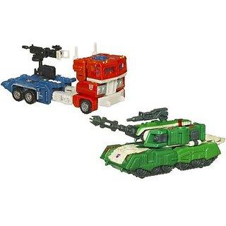 Transformers Optimus Prime vs. Megatron 2-Pack