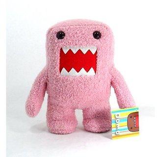 """7"""" Pink Domo Plush"""