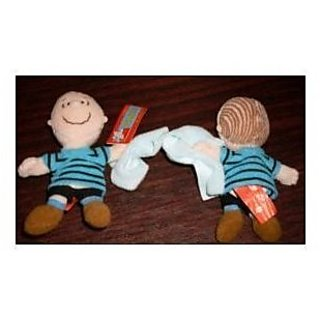 Peanuts Linus Van Pelt Plush Finger Puppet