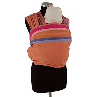EllaRoo Woven Wrap Baby Carrier Sue size M
