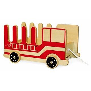 Pkolino Book Buggee - Fire Truck