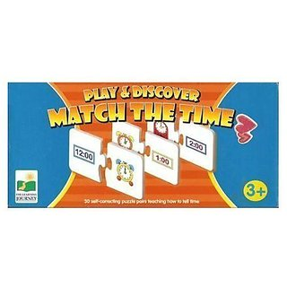Play & Discover - Match the Time