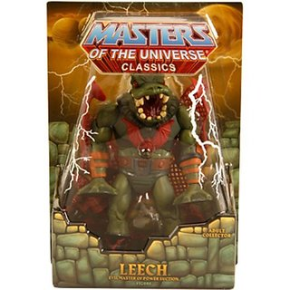 Mattel Heman Masters Of The Universe Classics Exclusive Action Figure Leech