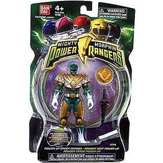 Power Ranger Mighty Morphin Power Up Green Ranger