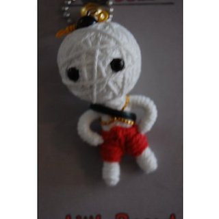 Watchover Voodoo LITTLE RASCAL Doll Keychain