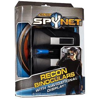 SPY NET: Recon Binoculars