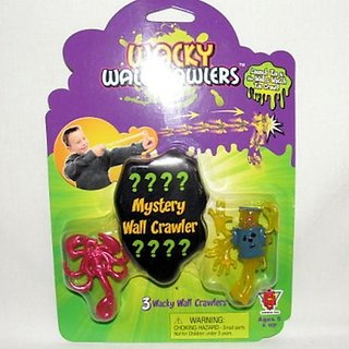 Sticky Wall Crawler Tumbler Man Toy