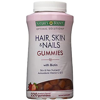 Nature's Bounty Optimal Solutions Hair, Skin And Nails