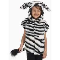 Zebra Costume For Kids. One Size 3-9 Years.